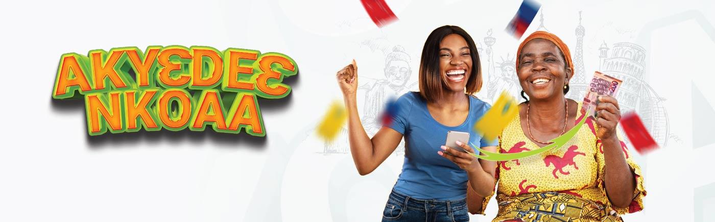Access Bank (Ghana) Plc - MONEY TRANSFER